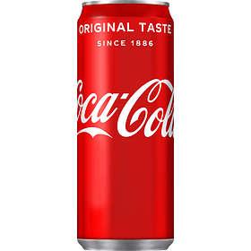 Coca-Cola Burk 0,33l 24-pack