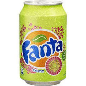 Fanta Exotic Burk 0,33l 24-pack