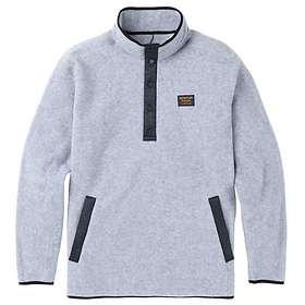 Burton Hearth Snap Up Fleece Jacket (Herr)