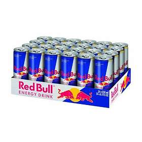 Red Bull Burk 0,25l 24-pack