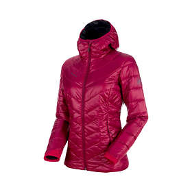 Mammut Rime Pro Insulated Hooded Jacket (Dame)