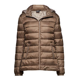 Champion Polyfilled Hooded Jacket (Dam)