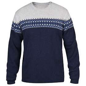 Fjällräven Övik Folk Knit Sweater (Herr)
