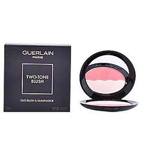 Guerlain Two Tone Blush & Highlighter Duo