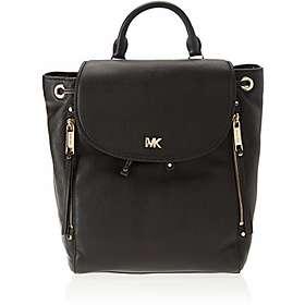 Michael Kors Evie Medium Leather Backpack (Dam)
