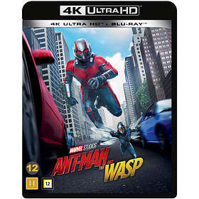 Ant-Man and the Wasp (UHD+BD)