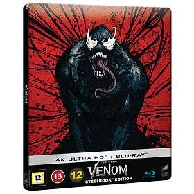 Venom - SteelBook (UHD+BD)
