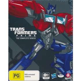 Transformers: Prime - The Complete Series (AU)