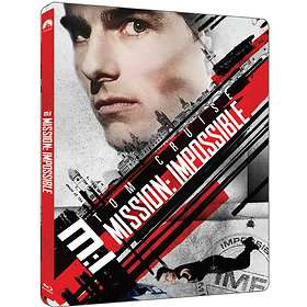 Mission: Impossible - SteelBook