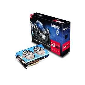 Sapphire Radeon RX 590 Nitro+ Special Edition (11289-01) 2xHDMI 2xDP 8GB