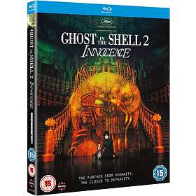 Ghost in the Shell 2: Innocence (UK)