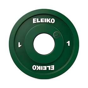 Eleiko WPPO Powerlifting Competition Disc 1kg