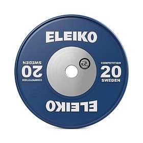 Eleiko WPPO Powerlifting Competition Disc 20kg