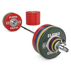 Eleiko WPPO Powerlifting Competition Set 340,5kg