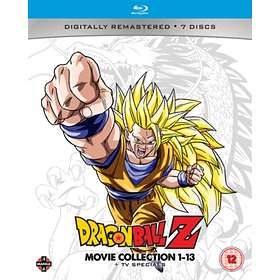 Dragon Ball Z - Complete Movie Collection