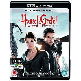 Hansel & Gretel: Witch Hunters (UHD+BD)
