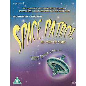 Space Patrol - The Complete Series - Limited Edition (UK)
