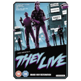 They Live - Collector's Edition (UHD+BD+CD)