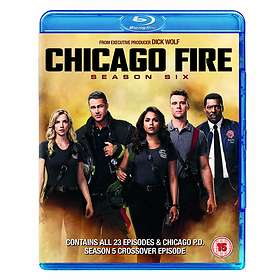 Chicago Fire - Season 6 (UK)
