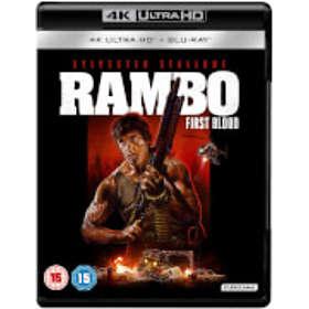 Rambo: First Blood (UHD+BD+DC) (UK)