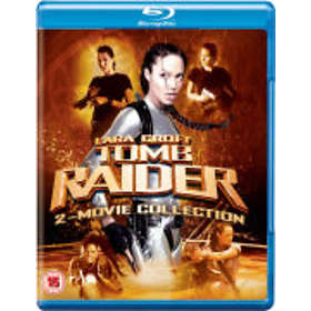 Tomb Raider - 2-Movie Collection (UK)