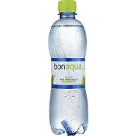 Bonaqua Silver Med Smak PET 0,5l 24-pack