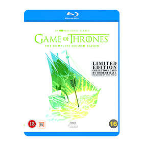 Game of Thrones - Säsong 2 - Robert Ball Limited Edition