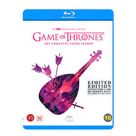 Game of Thrones - Säsong 3 - Robert Ball Limited Edition