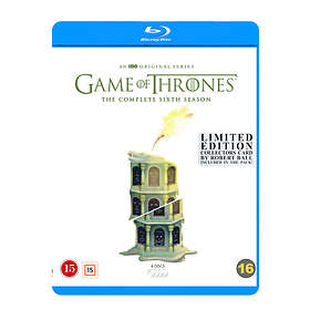 Game of Thrones - Säsong 6 - Robert Ball Limited Edition