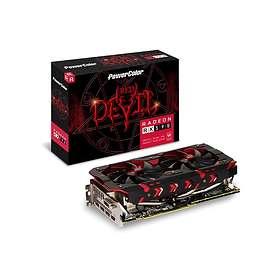 PowerColor Radeon RX 590 Red Devil HDMI 3xDP 8GB