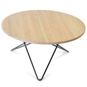 OX Denmarq O Table Soffbord Ø80cm (Wood)