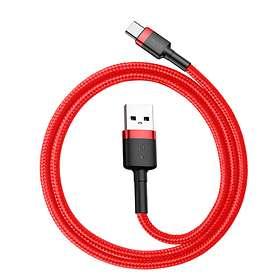 Baseus Cafule 3A USB A - USB C 2.0 0,5m
