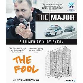 The Fool + The Major (BD+DVD)