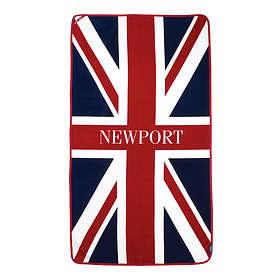 Newport Union Jack Strandhandduk (100x180cm)