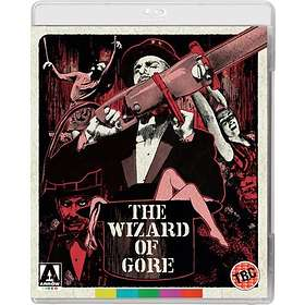 The Wizard of Gore (BD+DVD) (UK)