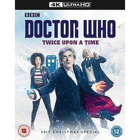 Doctor Who: Twice Upon a Time (UHD+BD) (UK)