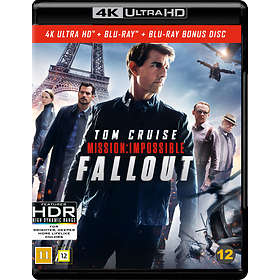 Mission: Impossible - Fallout (UHD+BD)