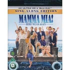 Mamma Mia! Here We Go Again (UHD+BD)