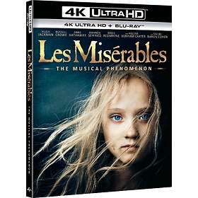 Les Miserables (UHD+BD)