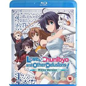Love, Chunibyo and Other Delusions! Rikka Version (UK)