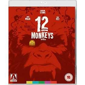Twelve Monkeys - Remastered (UK)