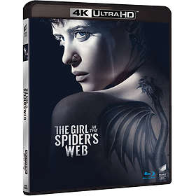 The Girl in the Spider's Web (UHD+BD)