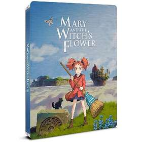 Mary and the Witch's Flower - SteelBook (UK)