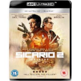 Sicario 2: Soldado (UHD+BD+DC) (UK)