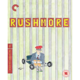 Rushmore - Criterion Collection (UK)