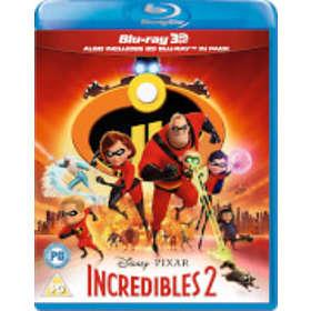 Incredibles 2 (3D) (UK)