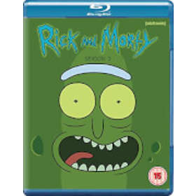Rick and Morty - Season 3 (UK)