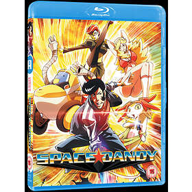 Space Dandy - The Complete Series (UK)