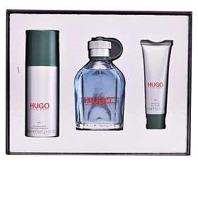 Hugo Boss Man edt 125ml + Deospray 150ml + SG 50ml for Men