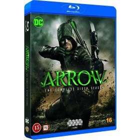 Arrow - Säsong 6